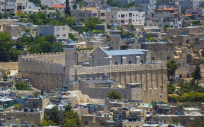 Palestinians to claim tomb of patriarchs on UN world heritage list