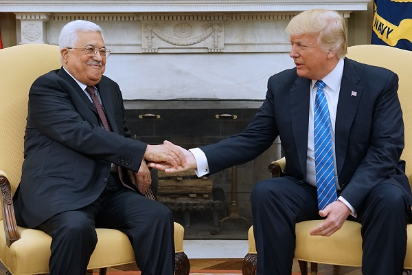 Palestinians: If You Do Not Give Us Everything, We Cannot Trust You