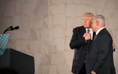 Trump: 'I was humbled to place my hand upon the wall and pray in that holy space for wisdom from God'