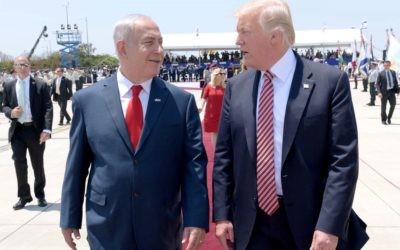 A Day After Trump's Visit, All Hell Breaks Loose on the Temple Mount