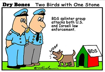 Cartoon: Two Birds with One Stone